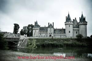 Barbara Mapelli, Castello di Sully, valle della Loira, Francia