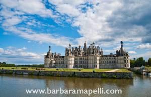 Barbara Mapelli, Castello di Chambord, Francia