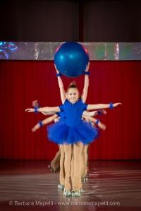 Balletto pattinaggio Jolly 179